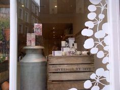 mothers day display windows | Visual Merchandising Courses Blog
