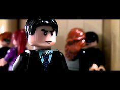 The Dark Knight Rises Trailer 2: IN LEGO    YEAH!!!!