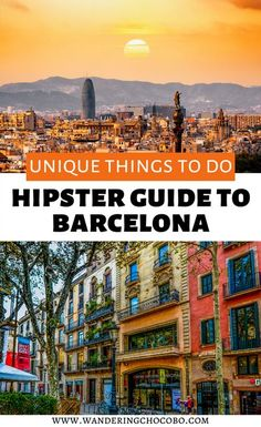 Unique Things to do in Barcelona Spain I Hipster Things to do in Barcelona I where to go in Barcelona I what to do in Barcelona I Spain travel I visit Barcelona I Barcelona attractions I places to go in Barcelona I Barcelona travel tips I where to go in Barcelona I places to go in Barcelona I things to do in Spain I where to go in Spain I places to visit in Spain I Spain destinations I destinations in Spain I Spain travel tips I Europe travel I off the beaten path Barcelona I #Barcelona #Spain Road Trip Europe, Europe Travel Tips, Spain Travel, Travel Usa, Travel Guides, Visit Barcelona, Barcelona Travel, Barcelona Spain, Brunch