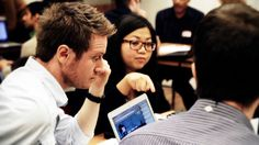 Night Zookeeper at the first Startup Weekend Education UK