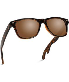 New Horn Rimmed Style Bottle Opener Sunglasses - Tortoise Frame / Brown Lens - CK124IC14AB #New#Horn#Rimmed#Style#Bottle#Opener#Sunglasses#Tortoise#Frame#Brown#Lens#CK124IC14AB Wayfarer Sunglasses, Children In Need, Outdoor Woman, Tortoise, Vintage Men, Horns, Bottle Opener, Heart Shapes, Vintage Inspired