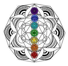 Espacio Mandala | SACRED GEOMETRY SYMBOLS