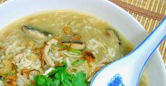 庙口咸粥 Keelung Temple Savoury Porridge