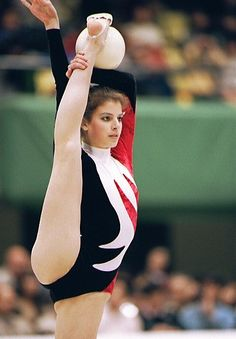 Diana Popova, Bulgaria, won 5 medals (including the all-around bronze) at 1995 World University Games.
