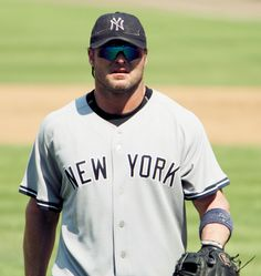 NY Yankees Players | File:New York Yankees player by Keith Allison.jpg - Wikimedia Commons