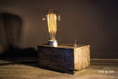 Awesome simplistic lamp, love it!