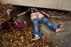 Dead Body Corpse Accident Sexy