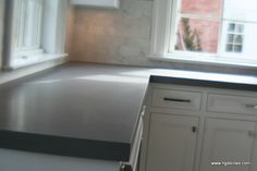 Pacific Grey Kitchen | HG Stones