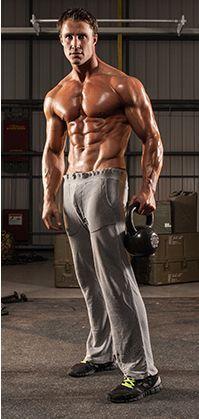Bodybuilding.com - Fat Loss: Greg Plitt's 12 Laws Of Lean...interesting information