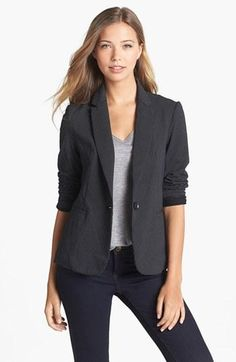 Nordstrom business casual blazer
