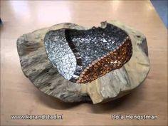 DIY: glas mozaïek door Rola Hengstman