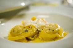 Tortello mugellano o tortello di patate (potato tortello) #TuscanyAgriturismoGiratola