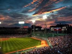 Visit all of the MLB ballparks with Alex!