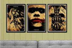 Hey, I found this really awesome Etsy listing at http://www.etsy.com/listing/127053297/batman-movie-poster-set