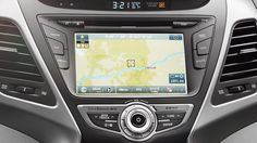 2014 ELANTRA COUPE AVAILABLE NAVIGATION WITH 7-INCH TOUCHSCREEN