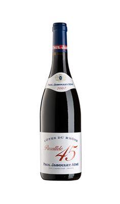 jaboulet vin rouge ctes du rhne parallle 45
