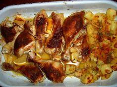 Świąteczna marynata do kurczaka