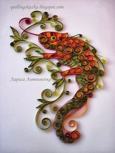 quilling on Pinterest | Paper Quilling, Quilling Patterns and Neli ...