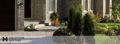 Produits de béton : aménagement paysager et maçonnerie