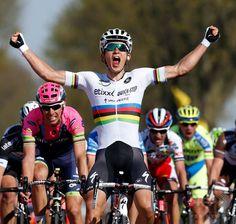 世界選手権覇者クフィアトコフスキー、アムステルゴールドレースを制す。 国際ニュース:AFPBB News #rm_112