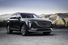 Осенью нынешнего года на автошоу во Франкфурте компания Mazda показала эффектный концепт Koeru. Автомобиль вызвал большой интерес у посетителей выставки. И вот, спустя несколько месяцев после презентации машины компания привезла в Лос-Анджелес готовый к серийному производству стильный и респектабельный 7-местный кроссовер CX-9 нового поколения.