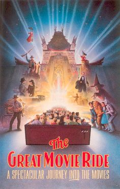 """This past weekend, the poster for the Great Movie Ride at Disney's Hollywood Studios was posted over on the Doctor Disney Facebook Page, and the question of """"Western or Gangster"""" was presented. It was a bit of a shock to see just how many people didn't know about one or the other. With that info …"""