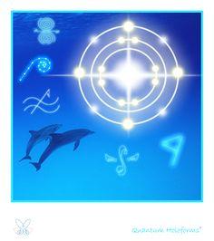 Códigos de Luz Quantum Holoforms | Estructuras Cetaceas