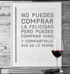 Compartir vino