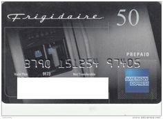 American Express cards EK7