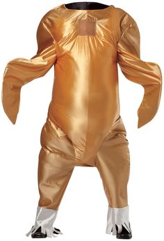 PartyBell.com - Cooked #Turkey Adult Costume