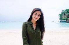 Gabbi Garcia Gabbi Garcia Instagram, Filipino Girl, Filipina Beauty, I Love Girls, Best Actress, Beautiful Celebrities, Hair Goals, Asian Girl, Hair Beauty