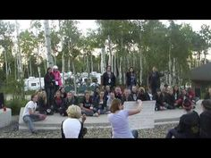 Some nights cup song LDS girls camp - YouTube
