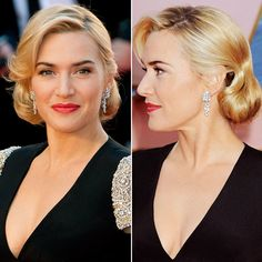 Kate Winslet at the Titanic 3D London premiere, 2012 Getty Images - HarpersBAZAAR.co.uk
