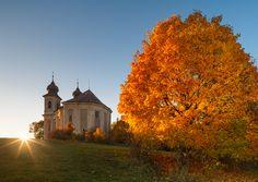 Broumovsko - kostel sv. Markéty v Šonově od Michala Vitáska