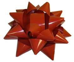 Golden Openings Inc. - Detail1 - RB222.01 - Giant Magnetic Star Bow - Giant Bows - Holiday - Car Bows - Golden Openings Inc.