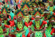 Philippines / Kaumahan Festival in Barili - Cebu