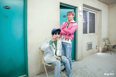 YoonSeok || SOPE || BTS Suga & J-Hope || Bangtan Boys Min Yoongi & Jung Hoseok