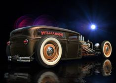 Hot Rod Art | Home About Examples Order Contact Links Site Map