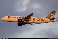 Photo of N221FR - Airbus A320-214 - Frontier Airlines
