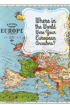 If you look at a map of 1490 Europe you'll be shocked at how different it is from today. Check out the old map along with my 10 favorite websites for getting started in European history.