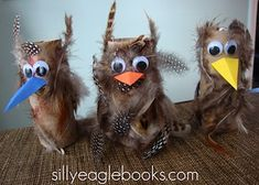 Owl Crafts For Kids - Things to Make and Do, Crafts and Activities for Kids - The Crafty Crow
