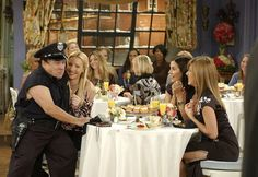 Danny Devito friends série guest star