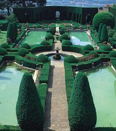 Villa Gamberaia, Tuscany. Should also go on my wedding board