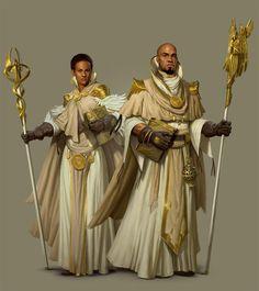 Dave priests clerics Divine