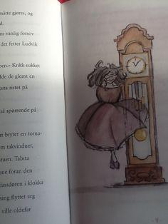 """The secret song""  Illustrations by AndreaBruaset."