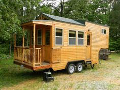 5th Wheel Mississippi Tiny House by Mississippi Tiny House - USA
