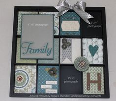 Printers Tray by Tonya Sheridan using CTMH Avonlea paper Vacation Scrapbook, Baby Scrapbook, Scrapbook Cards, Shadow Box Memory, How To Make Scrapbook, Heart Projects, Scrapbook Layout Sketches, Paper Artwork, Pocket Letters
