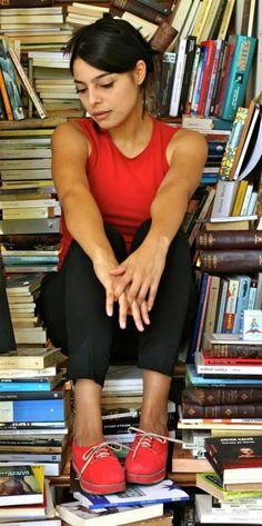 Margarita García Robayo  Escritora  Llega a la Argentina en 2005