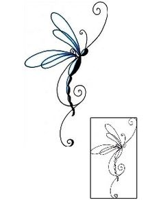 This Dragonfly tattoo design from our Insects tattoo category was created by Lee Little. This download Includes a printable full size color reference, and professional matching stencil. Tattoo Johnny's mission is to help you get the perfect tattoo!