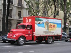 Ebro, Nissan, Transportation, Spain, Trucks, Vintage Stuff, Classic Trucks, Vans, Ambulance